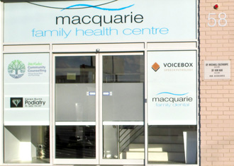 Macquarie Family Health Centre